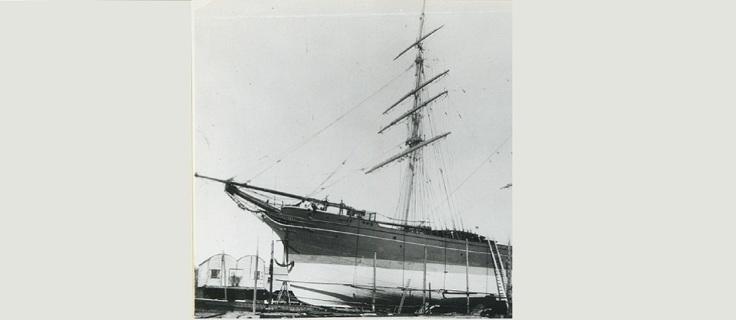The-Kapunda-on-Fletchers-Slip-Adelaide-abt-1880