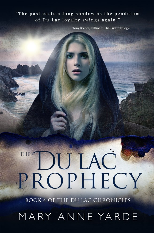 DuLac Prophecy Cover