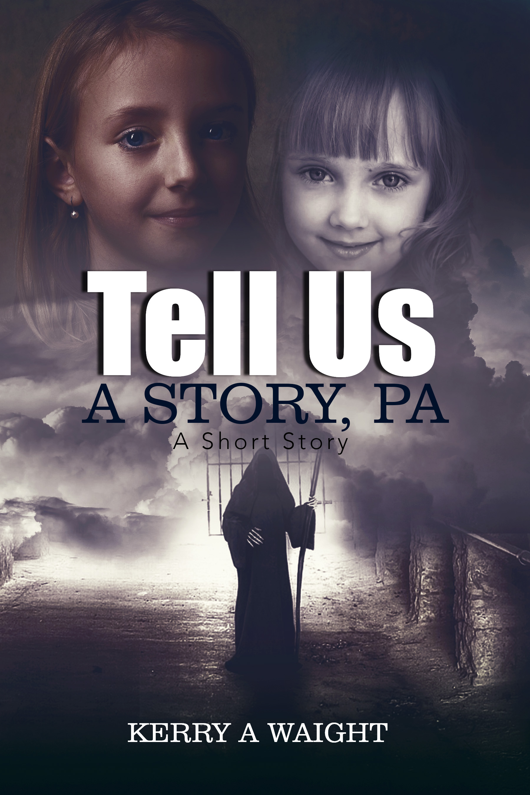 Tell Us a Story cover